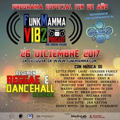 FunkMamma+Vibz+1×05:+Especial+Reggae+&+DanceHall+2017