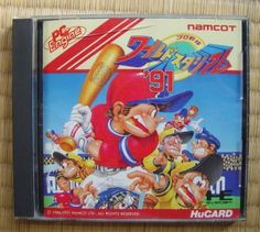HE System PC Engine Hu Card Japanese : World Stadium CLICK THE FOLLOWING LINK TO BUY IT ( IF STILL AVAILABLE ) http://www.delcampe.net/page/item/id,0371303324,language,E.html