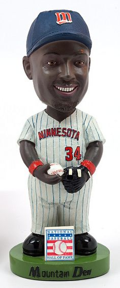 Kirby Puckett bobblehead doll by Minnesota Historical Society, via Flickr