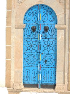 Porte Decor Sidi Bousaid