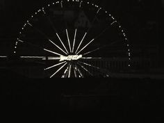 'Riesenrad swws mwart' by Marion Waschk on artflakes.com as poster or art print $16.63