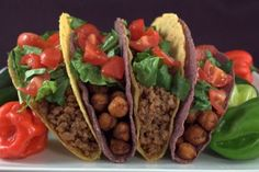 Chickpea Tacos Recipe