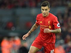 Blog Esportivo do Suíço: Coutinho leva prêmio de melhor jogador do mês no Liverpool