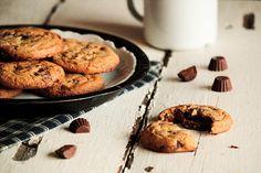 Peanut Butter Cup Cookies by pastryaffair, via Flickr