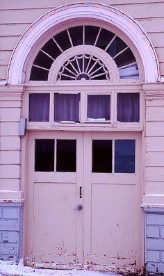 Quebec - old hotel door | Flickr - Photo Sharing!