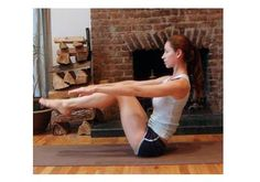 Flatten Your Abs With Yoga            Learn 6 yoga poses to burn belly fat on the mat      Read more: http://www.prevention.com/fitness/yoga/yoga-and-abs-exercises-flatten-your-abs-yoga#ixzz2ODywcNTW