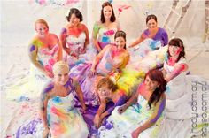 SaySo Weddings Trash The Dress