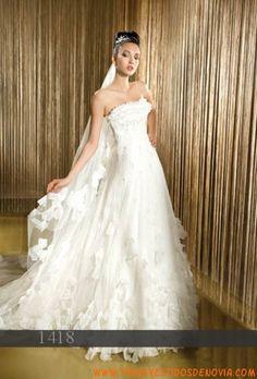 1418  Vestido de Novia  Demetrios Bride