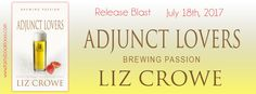 Laura Lu's Book Reviews: Tasty Release Blast With Raffle For Adjunct Lovers...