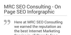 Need some SEO?