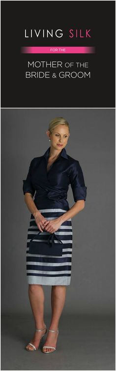 The Living Silk Classic Wrap Shirt is is the epitome of elegance, designed with sleeves and a collar for day to evening and special occasion wear, especially for the Mother of the Bride / Groom for a beach, garden, cocktail, country, rustic, outdoors, boho, or formal wedding in Spring / Summer of Fall / Winter | Mother of the Bride / Groom Dresses  #classicwrapshirt #livingsilk #celebrateinsilk #puresilk #wrapshirt #motherofthebridedresses #motherofthegroomdresses #weddingideas