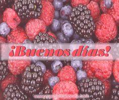 ¡BUENOS DÍAS! GOOD MORNING! BONJOUR!