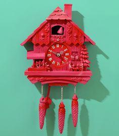 colorful cuckoo clocks - Google Search