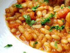 Beans side dish - Romanian Recipe /Mancare de fasole