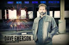 Dave Emerson Official Music page