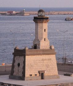 Lighthouses of Roman