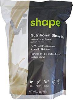 vi-shape nutritional shake mix