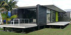 ipad prefab house from New Zealand