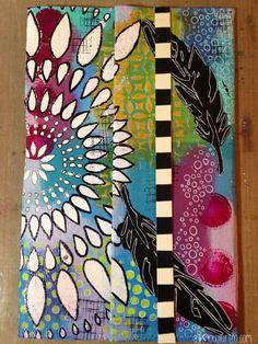 The Gypsy Owl Art Co.: Creating a Handmade Art Journal