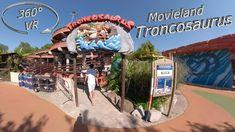 Movieland Park 2019 Troncosaurus 360° VR Onride Vr, Fair Grounds, Movies, Travel, Viajes, Films, Traveling, Movie, Film
