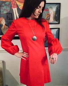 Dress Link, Costume Dress, Make Time, Psychedelic, 1970s, Stitching, Witch, Cold Shoulder Dress, Shirt Dress