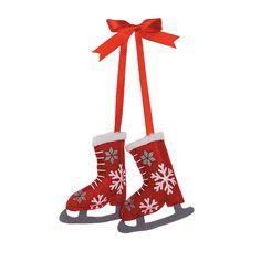 Fair+Isle+Ice+Skate+Christmas+Ornaments+-+OrientalTrading.com