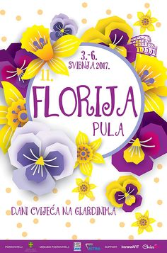 The Modern Rules Of Floral Poster Design - Let Design Blossom! Typography Layout, Graphic Design Trends, Presents, Illustration, Floral, Flowers, Poster, Gifts, Florals