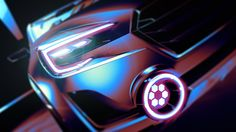 The Subaru Viziv 2 concept will give an insight into the car maker's latest vision for a future crossover vehicle when it debuts at next month's Geneva motor show. The Viziv 2 concept – teased in the . Subaru, Detroit, Lamborghini Supercar, 2015 Wrx, Crossover Cars, Automobile, Auto Motor Sport, Cars Uk, Geneva Motor Show