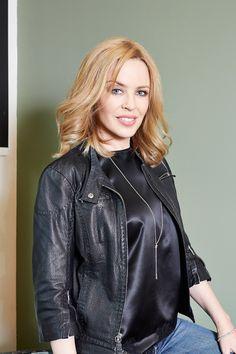 Kylie Minogue Feb 2014