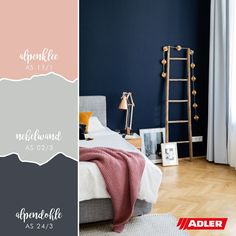 Premium Wandfarbe Alpenklee Aviva Ultra-Color AS Elegant, Color, Furniture, Home Decor, Paint, Colors For Walls, Painting Living Rooms, Ceilings, Classy