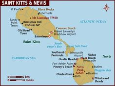 Famous People From Martinique Famous Natives Sons Worldatlas - Saint kitts and nevis map quiz