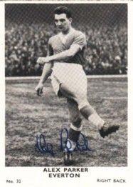 32. Alex Parker Everton
