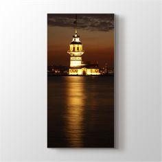 İstanbul Kız Kulesi Tablo