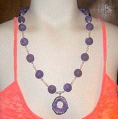 A Stone with a Hole in the Middle by LuvZiT on Etsy, $45.00