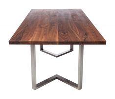 Fargo plankbord valnöt Tumbo Möbler