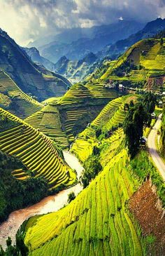 Mu Cang Chai, Vietnam – – Best in Travel – The best places to visit in 2020 Vietnam Voyage, Vietnam Travel, Asia Travel, Travel Tips, Travel Photos, Sa Pa Vietnam, Visit Vietnam, Cambodia Travel, Hanoi Vietnam