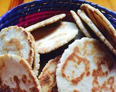 Tortillas de Harina Dulces Tostadas