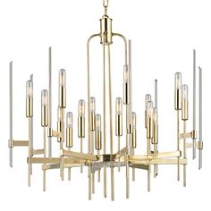 Bari Chandelier by Hudson Valley Lighting