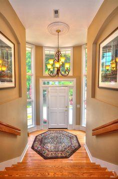 Love this grand entranceway!   St. James Plantation, 2662 Mariners Way L#40, Southport NC 683545 Single Family $775,000