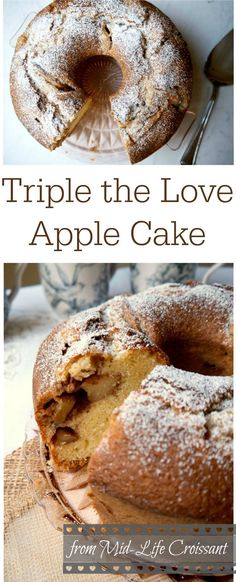 Some call it Jewish Apple Cake. Some Irish Apple Cake. I call it the BEST CARE PACKAGE EVER. Showing your love has never been easier.