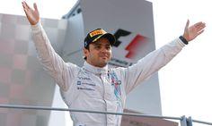 Massa, en el mejor punto de su carrera
