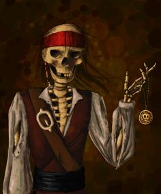 A Pirate's Death For Me by madelief.deviantart.com on @DeviantArt