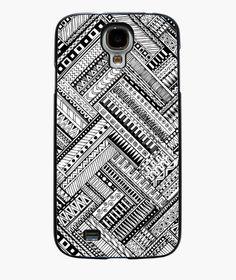 Funda Samsung Patrón maya 01 Funda Samsung Galaxy S4  16,90 € - ¡Envío gratis a partir de 3 artículos!