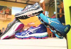 Join the Cushion Revolution! Hoka One One, Mizuno, Asics, running shoes. @roadrunnersport