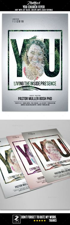 You Church Flyer Template PSD. Download here: http://graphicriver.net/item/you-church-flyer/16010200?ref=ksioks
