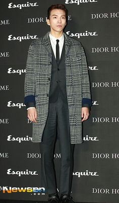 do sang woo 도상우 at the esquire 20th anniversary party