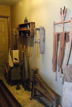 Primitive Laundry