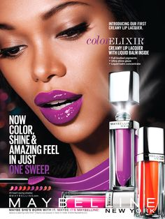 Fall preview I am having a violet crush. #Maybelline #imworthit #iheartgloss