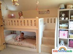 Customer Photos - Kids Funtime Beds