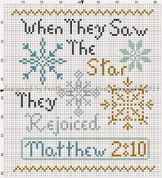 Free Sampler The Star~~a Christmas card for you
